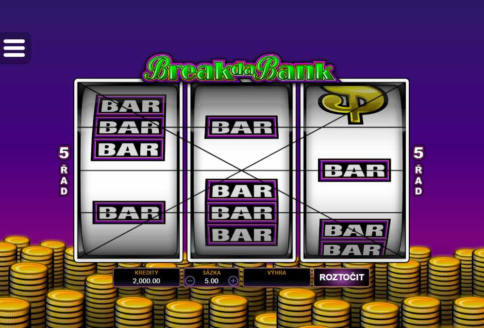 Online slot Break Da Bank