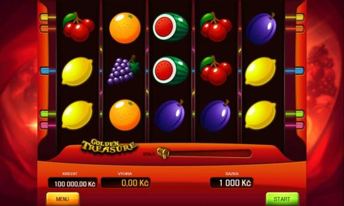 Online slot Golden Treasure