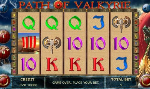 Online slot Path Of Valkyrie