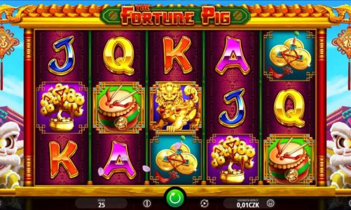 Online slot The Fortune Pig