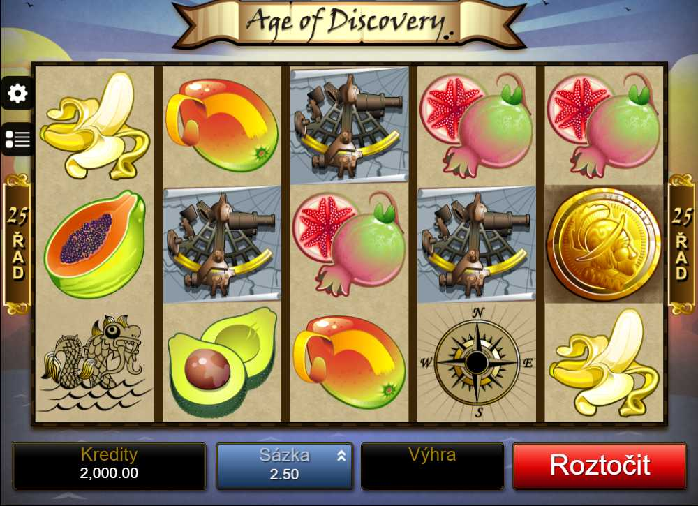 Online slot Age of Discovery