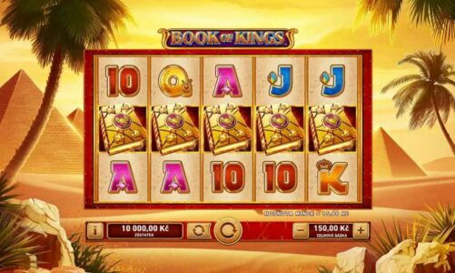 Online automat Book of Kings