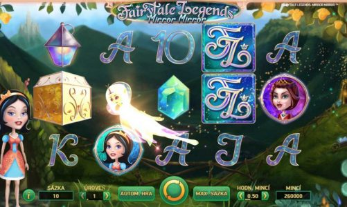 Online slot Fairytale Legends: Mirror Mirror