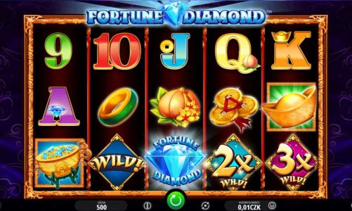 Casino hrací automat Fortune Diamond