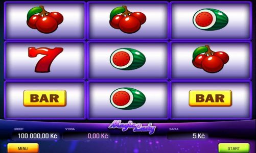 Online slot Magic Lady