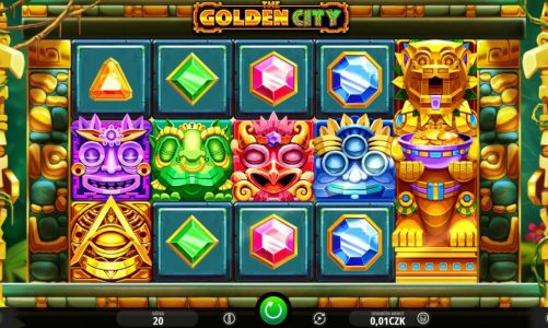 Online slot The Golden City