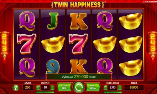 Online automat Twin Happiness