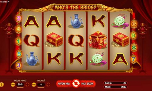 Online slot Who's the Bride