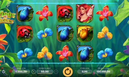 Online slot Wings of Riches